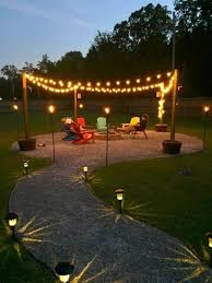 lovely beautiful backyard string lights best 25 backyard string lights ideas on patio