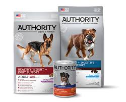 Authority Chicken Rice Formula Large Breed Puppy Dry Dog Food 18 Lb Bag