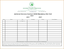 Training Tracking Template 3 Rfq Template Excel Rfp Tracking Sign Off Sheet Training In