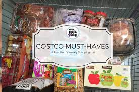 Costco Must Haves A Real Moms Weekly Shopping List