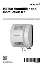 honeywell he360 humidifier manual what is a humidifier honeywell he360a installation manual at Honeywell He360 Wiring Diagram