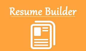 Resume Builder App Free Megakravmaga Com