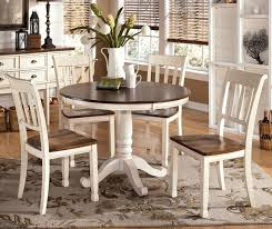 kitchen tables and chairs for small spaces dinning vintage dining table brown ogee profile