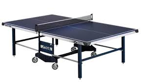 Chic Folding Ping Pong Table The Best Table Tennis Tables