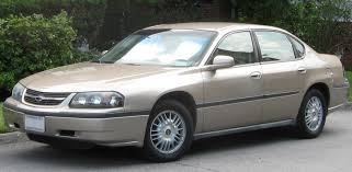 Chevrolet Impala 3.8 1998 | Auto images and Specification