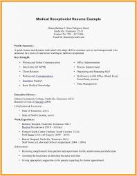 Example Of A Medical Assistant Resumes The Best Medical Assistant Externship Resume For Your