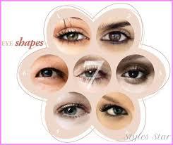 round eye eye makeup almond eyes eyeshadows techniques