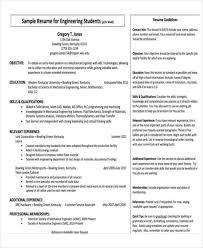 Professional Engineer Resume Samples 31 Professional Engineering Resume Templates Pdf Doc