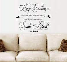image of inspiring removable wall decals es