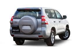 2017 Toyota LandCruiser Prado GX (4x4), 2.8L 4cyl Diesel ...