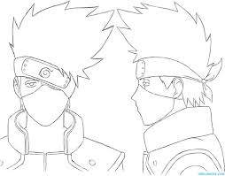 Small Picture 21 best dibujos avanzado images on Pinterest Drawings Naruto