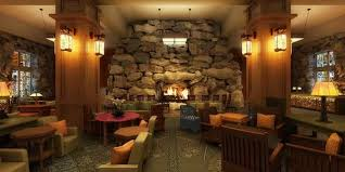 Massive Fireplace 7 Feet High  Picture Of The Omni Grove Park Inn Grove Park Inn Fireplace