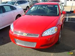 Victory Red 2012 Chevrolet Impala LT Exterior Photo #59799819 ...