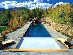 small rectangular pool designs.  Rectangular Rectangular Pool Ideas Best Rectangle On Small  Lake Shore Swimming  And Designs