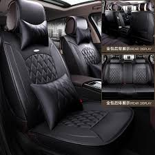 dingdian front rear 5seat car seat cover fit toyota corolla crown lc prado fj cruiser venza zelas yaris vios auris matrix pruis