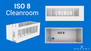 Clean Room Classifications Chart Cleanroom Classifications Iso 8 Iso 7 Iso 6 Iso 5