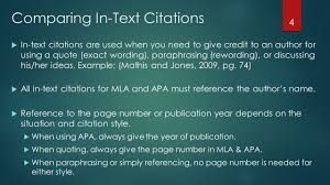 Citation Styles Introduction To Mla And Apa Uhcl Writing Center