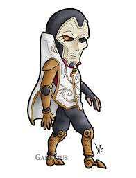 League of Legends Chibi's: Jhin by ...