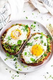 avocado egg breakfast toast aberdeen