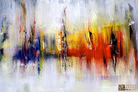 abstract art gallery painting by mirza zuplijanin