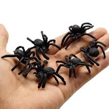 tr  <b>Simulation Spider Jokes Toys</b> PVC Artificial Insect Animal Model ...