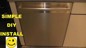 bosch dishwasher installation. Beautiful Dishwasher How To Install A Bosch Dishwasher In Installation O