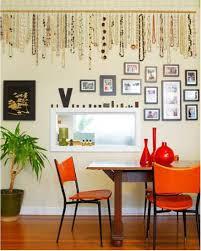 dining room wall art sets in gray zig zag decor