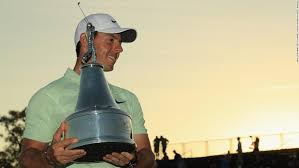 lt strong gt rory roars back lt strong gt although tiger woods