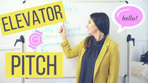 30 Sec Elevator Speech How To Create Your 30 Second Elevator Pitch The Intern Queen