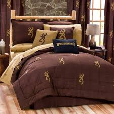 browning bedroom decor browning buckmark burdy comforterbrowning rustic lodge beddi on living room best brown and