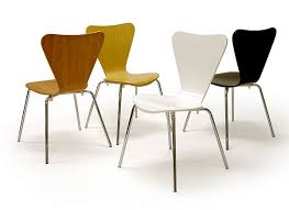 modern stacking chairs. Delighful Modern View In Gallery Inside Modern Stacking Chairs