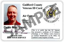 Vet County Nc Thank A Program Guilford