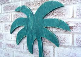 palm tree sign large 31 large wall art sign wood cut out shape of a palm tree beach wedding decor swimming pool decor tiki bar sign  on wood palm tree wall art with palm tree sign large 31 wood cut out wall art swimming pool