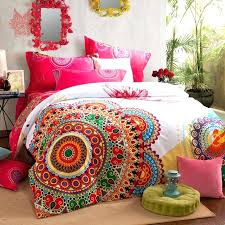 multi colored bedding duvet cover bed sheet pillow intended for color comforter set decor 1 polka multi colored bedding