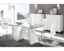Modern dining room tables Flanigan Modern Dining Room Set Made In Spain Wave 3323wv Home Decor Ideas Contemporary Dining Room Sets Home Decor Ideas Editorialinkus