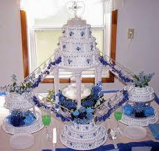 blue wedding cakes fountain. Perfect Blue Wedding Cakes With Fountains  Blue Fountain Cake And Blue Wedding Cakes Fountain Pinterest
