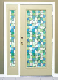 window stained glass stickers decorative window catalog now available privacy on entry door stained glass