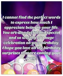 Beautiful Birthday Quotes For A Friend Best Of Deepest Birthday Wishes For Someone Special In Your Life Adorable