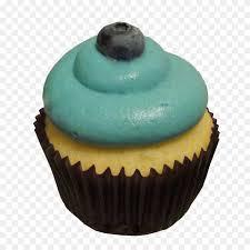 Sugarheavenny Lemon Blueberry Cupcakes Blueberries Png Stunning