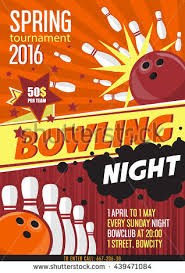 Bowling Fundraiser Flyer Template Free Pool Tournament Flyer