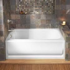 34 kohler deep soaking tub efficient kohler deep soaking tub bancroft alcove 60 32 bathtub functional