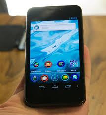 smartphone, Allview P4 DUO ...