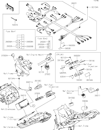Engine wiring kawasaki wiring diagram zxi diagrams engine zxr loom