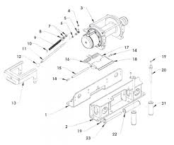 Warn winch controller wiring diagram rockertch mini remote control switch rocker 5 wire 1152
