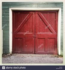 red barn door. Thrilling Barn Door Images Red Stock Photos Alamy