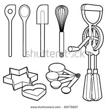 Small Picture Baking Utensils Stock Images Royalty Free Images Vectors