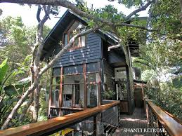 Accommodation For Couples Port Stephens  Tree HousesTreehouse Accommodation Nsw
