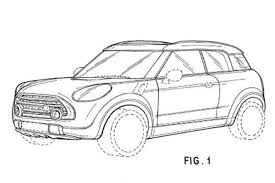 Patenttekeningen Mini Suv Uitgelekt Autonieuws Autokopennl