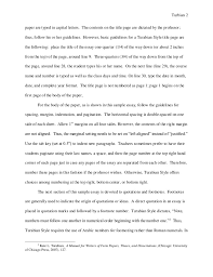 turabian example paper footnotes sample paper austin peay stat  2