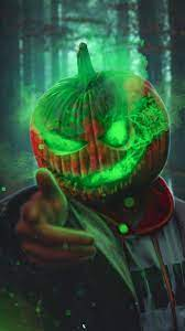 Halloween Pumpkin iPhone Wallpaper ...